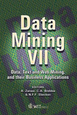 Data Mining: Data, Text and Web Mining and Their Business Applications