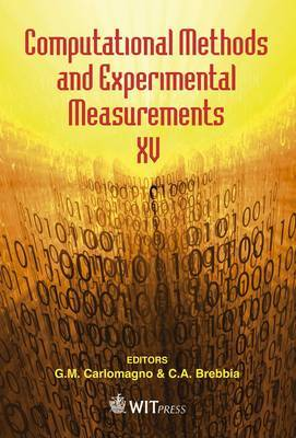 Computational Methods and Experimental Measurements: v. 15