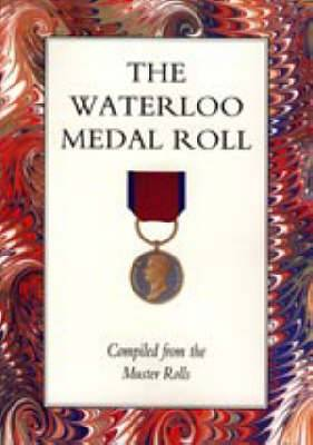 Waterloo Medal Roll: 2001