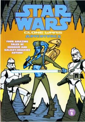 Star Wars - Clone Wars Adventures: Volume 5