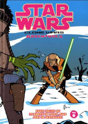 Star Wars - Clone Wars Adventures: v. 6