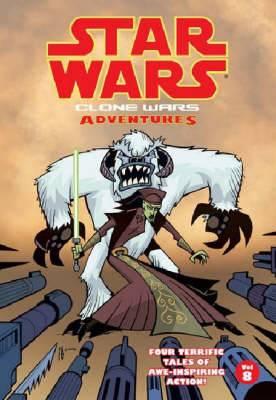Star Wars - Clone Wars Adventures: v. 8