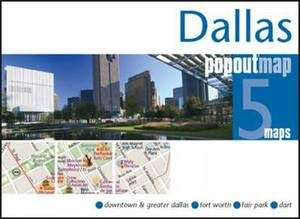 Dallas PopOut Map