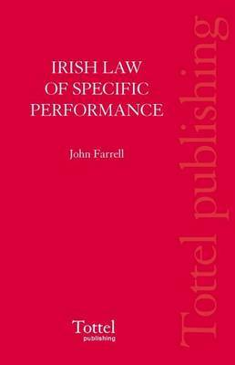 Irish Law of Specific Performance