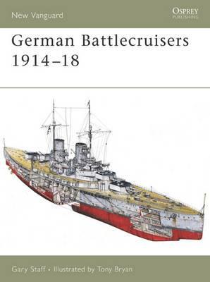 German Battlecruisers 1914-18