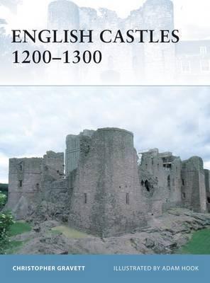 English Castles 1200-1300