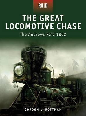 The Great Locomotive Chase - the Andrew's Raid 1862