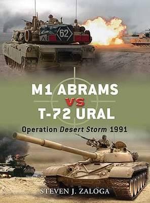 M1 Abrams Vs T-72 Ural: Gulf War 1991