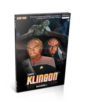 Talk Now! Learn Klingon: 2011
