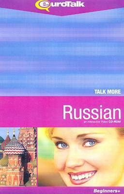 Talk More - Russian: An Interactive Video CD-ROM