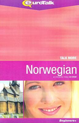 Talk More - Norwegian: An Interactive Video CD-ROM