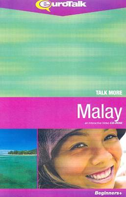 Talk More - Malay: An Interactive Video CD-ROM