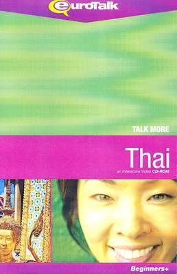 Talk More - Thai: An Interactive Video CD-ROM