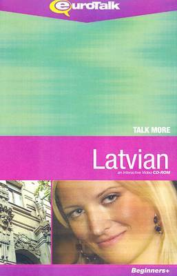 Talk More - Latvian: An Interactive Video CD-ROM
