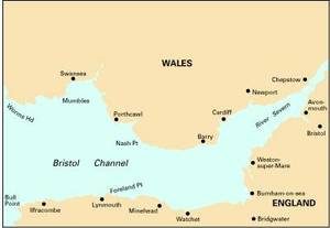 Imray Chart C59: Worms Head and Bull Point to Sharpness