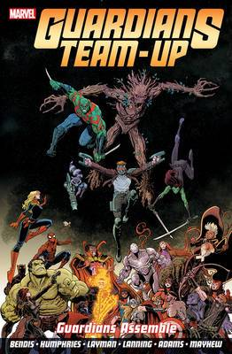 Guardians Team-Up Vol.1: Guardians Assemble
