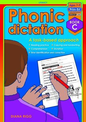 Phonic Dictation: A Task-Based Approach: Book C