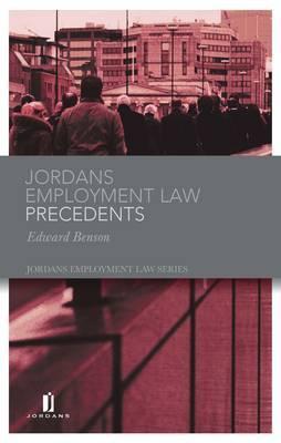 Jordan Publishing Employment Law Precedents