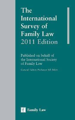 The International Survey of Family Law: 2011