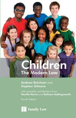 Children: The Modern Law