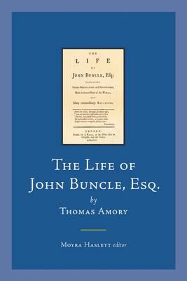 The Life of John Buncle, Esq., by Thomas Amory