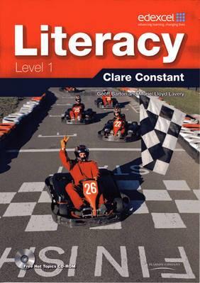 Edexcel ALAN Student Book Literacy Level 1