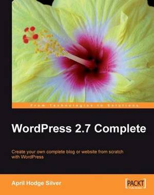 WordPress 2.7 Complete