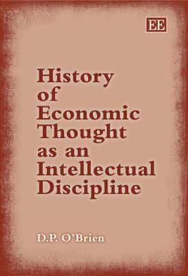 The History of Economic Thought as an Intellectual Discipline