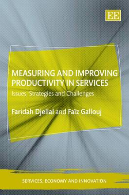 Measuring and Improving Productivity in Services: Issues, Strategies and Challenges