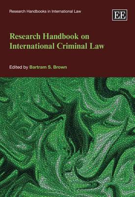 Research Handbook on International Criminal Law