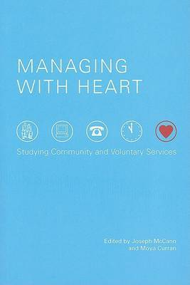 Managing with Heart: Studying Community and Voluntary Services