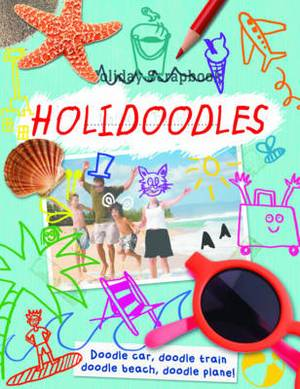 Holidoodles: The Holiday Doodle Book
