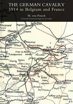 German Cavalry 1914 in Belgium and France