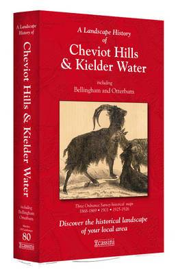 A Landscape History of Cheviot Hills & Kielder Water (1868-1926) - LH3-080: Three Historical Ordnance Survey Maps