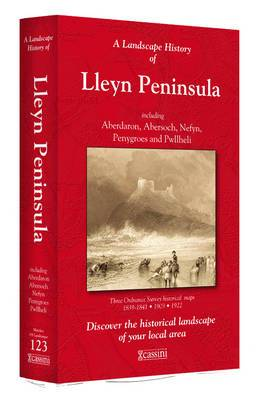 A Landscape History of Lleyn Peninsula (1839-1922) - LH3-123: Three Historical Ordnance Survey Maps