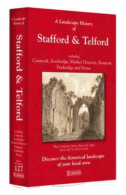 A Landscape History of Stafford & Telford (1833-1921) - LH3-127: Three Historical Ordnance Survey Maps
