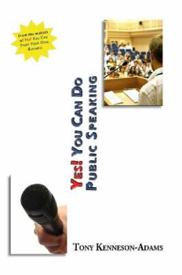 YES You Can Do Public Speaking