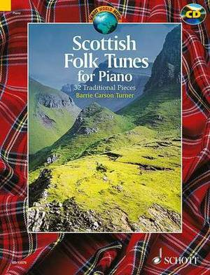Scottish Folk Tunes for Piano: 32 Traditional Pieces