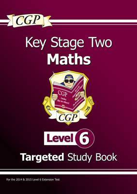 KS2 Maths Study Book - Level 6