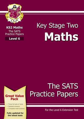 KS2 Maths SATs Practice Papers - Level 6