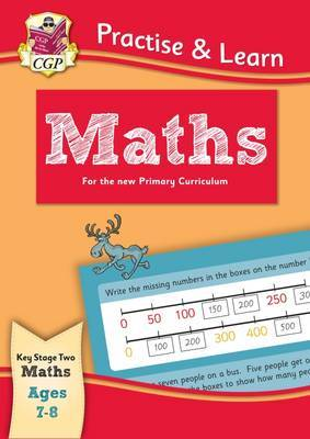 New Curriculum Practise & Learn: Maths for Ages 7-8