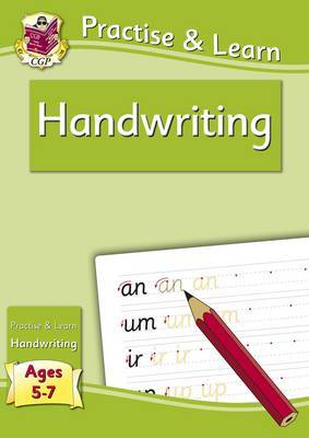 New Curriculum Practise & Learn: Handwriting for Ages 5-7