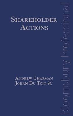 Shareholder Actions