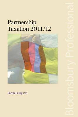 Partnership Taxation 2011/12: 2011-2012