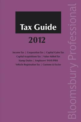 Tax Guide 2012: 2012