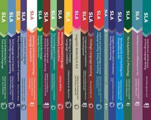 Second Language Acquisition Collection 3 (Vols 41-60)