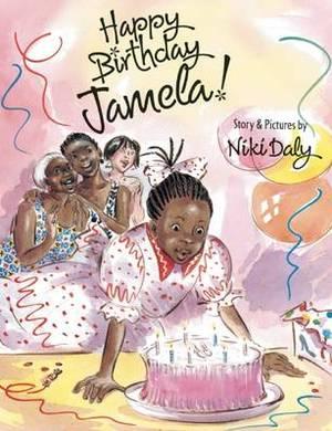 Happy Birthday Jamela!