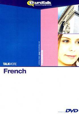 Talk More French: Interactive Video DVD Beginners+