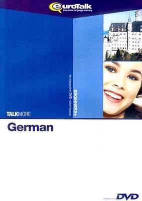Talk More German: Interactive Video DVD Beginners+