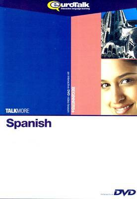 Talk More Spanish: Interactive Video DVD Beginners+